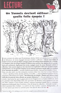 Article Le sans-Culottes 85
