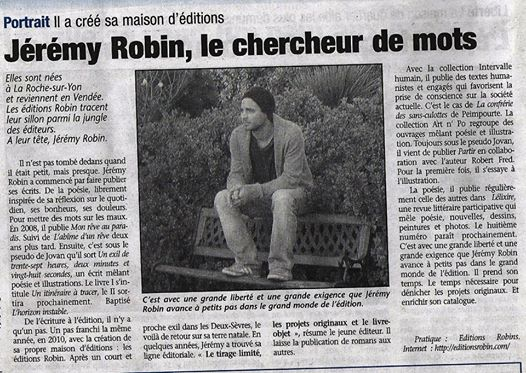 Article le Pays yonnais 2014