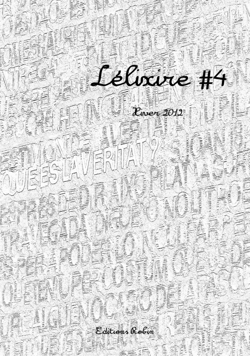 Lelixire 4 couverture